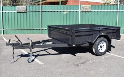 Adelaide's Best Value Basic Trailers